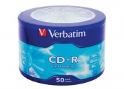 Диск CD-R Verbatim 700mb 52x