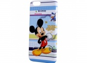 Кейс-пластик CaiKi CK06 для iPhone 6 Mickey Mouse, синий