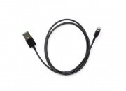 Кабель USB AM - iPhone5 1 м, Cablexpert, чёрный (1/200)