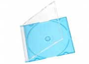 CD-box Slim 5 Blue (200)